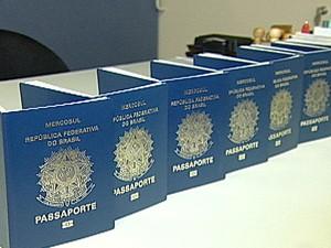 Mais de meio milhão de vistos foram emitidos até junho de 2014 (Foto: Reprodução/TV Integração)