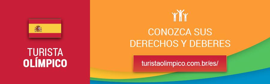 TURISTA OLÍMPICO: CONOZCA SUS DERECHOS Y DEBERES