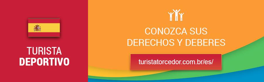 TURISTA DEPORTIVO: CONOZCA SUS DERECHOS Y DEBERES