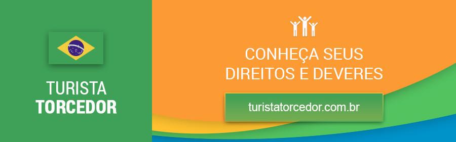 TURISTA TORCEDOR: CONHEÇA SEUS DIREITOS E DEVERES